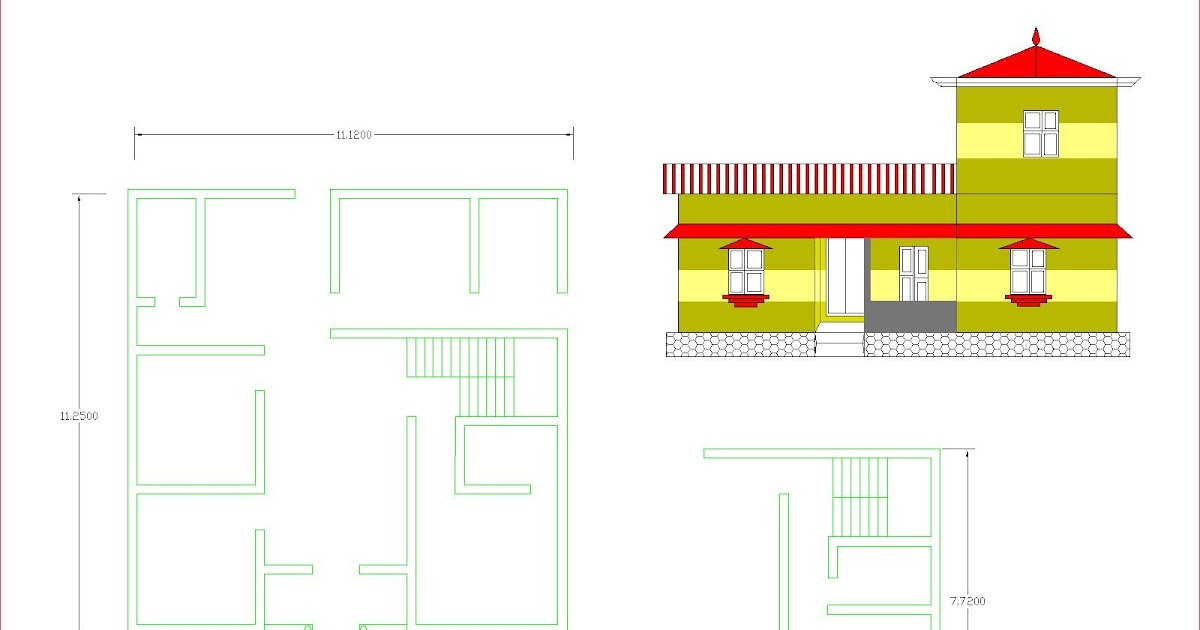 Ente veedu ente veedu house plan 12227 for Veedu elevation