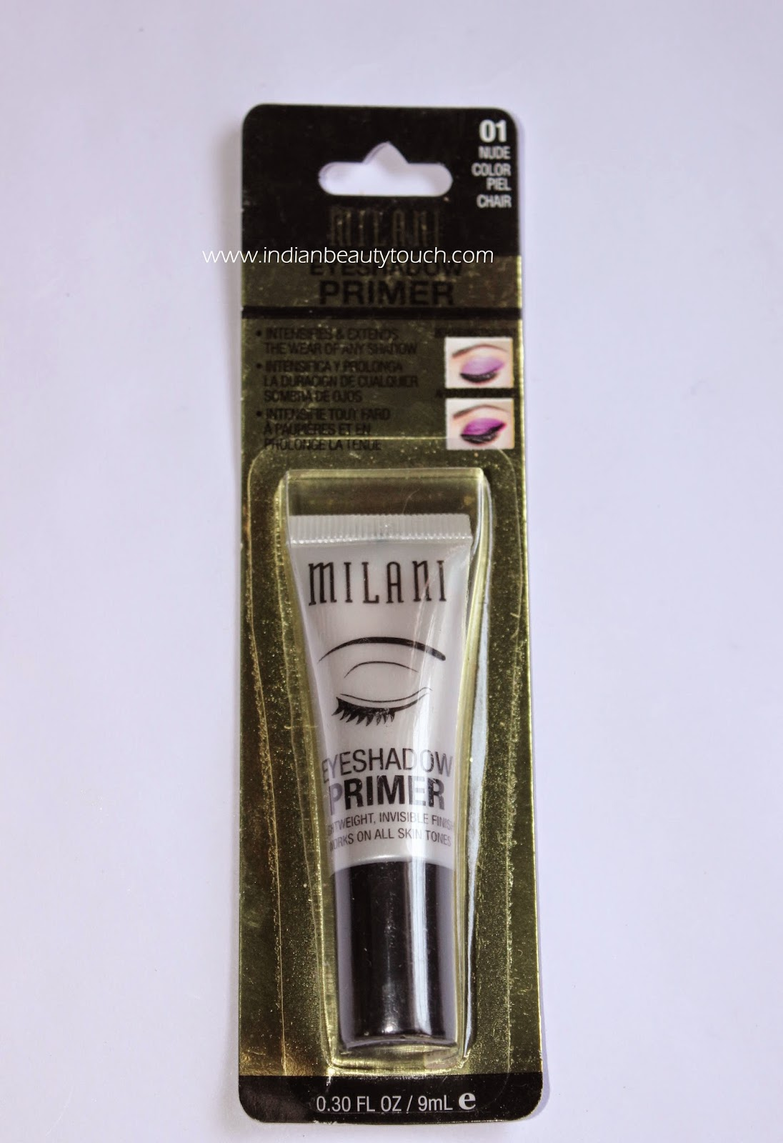 Milani Eye Shadow Primer Review, Milani products, Milani cosmetics , eyeshadow primer review , milani cosmetics india, affordable eyeshadow primer in india , too face shadow insurance dupe , Milani Eye Shadow Primer Review  and Swatches, Milani Eye Shadow Primer Review in India