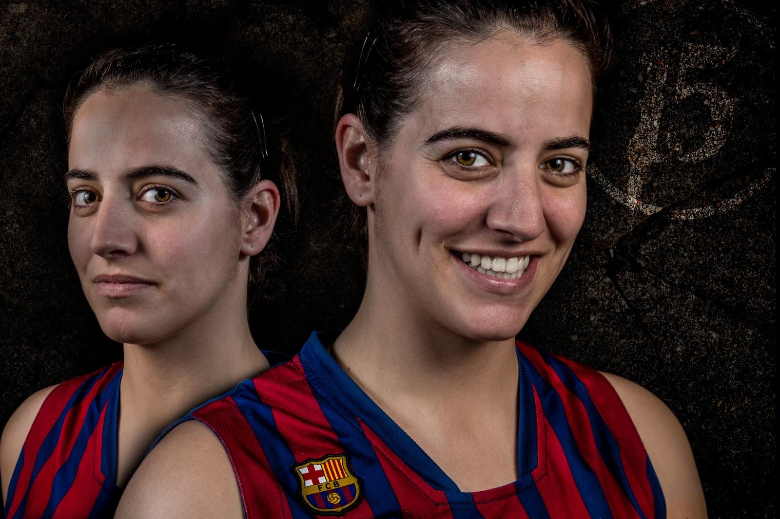 Aida 15 - CBS Barça Senior Femenino A - 2013 :: 2 x Canon EOS 5D MkIII | ISO100 | Canon 24-105 @50&60mm | f/11 | 1/60s