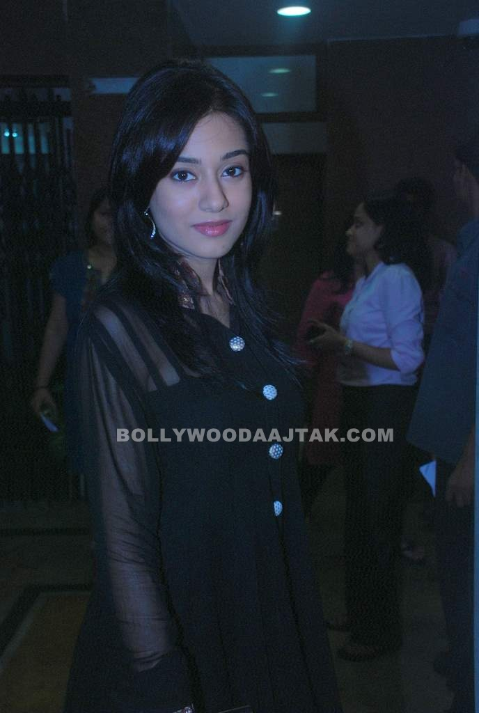 Amrita Rao at Times Green Ganesha launch