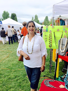 Happy customers, Ananya Kreations, Seattle Indian events, AnandaMela Seattle, AnandaMela 2015, AnandaMela Pictures, Anandamela Booth