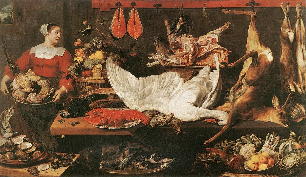 Artists Of The 1600s - ExtraVital Fasion