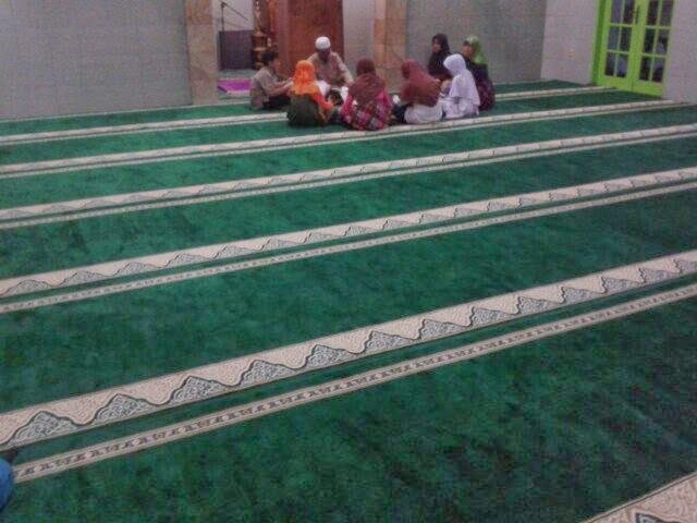 Distributor Karpet Masjid Di Jakarta Yasmin Rp1500000