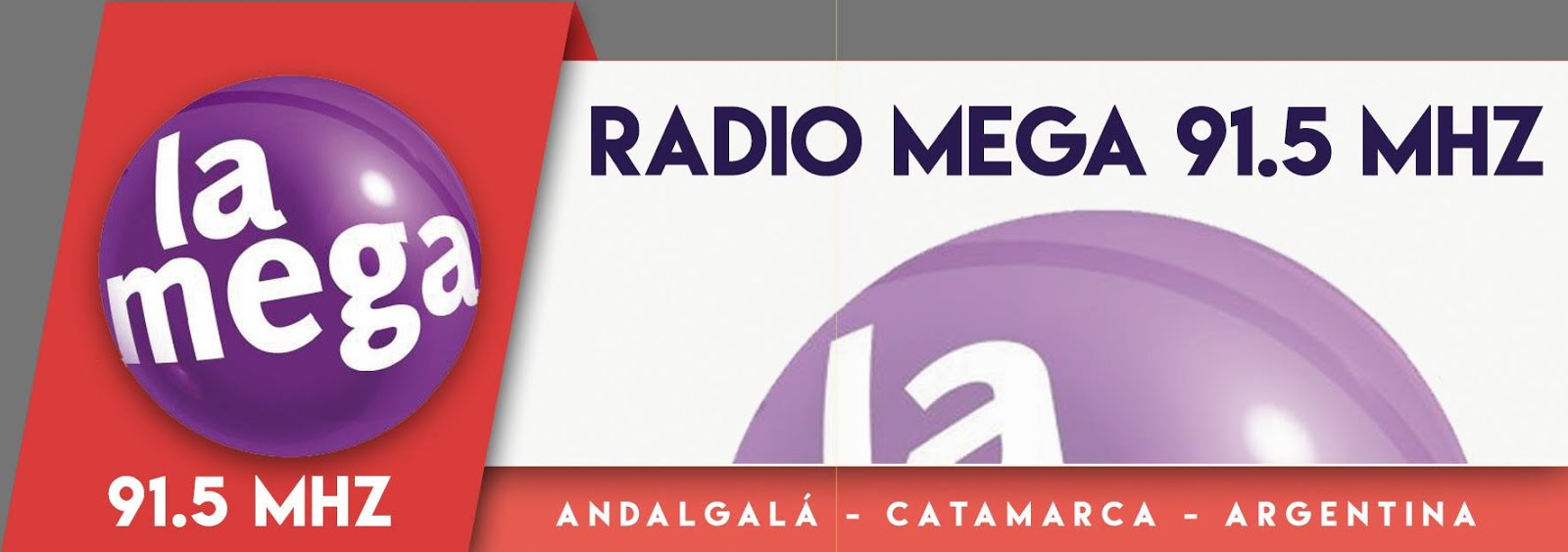 Radio Mega 91.5 MHz, Andalgalá, Catamarca, Argentina