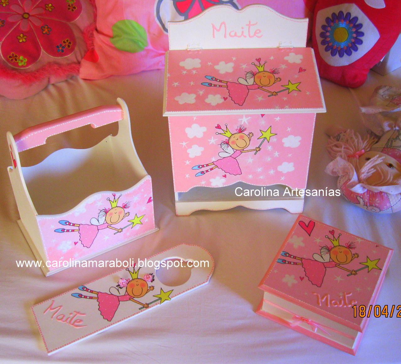 Carolina Artesanías (La Tienda): 163.- Caja para Bebé personalizada