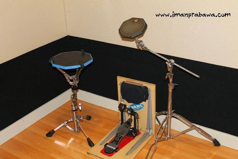 Belajar Drum Tanpa Menggunakan Drum