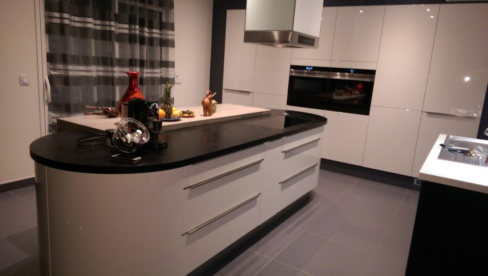 Ilot de cuisine ilot de cuisines - Evier plaque de cuisson integree ...