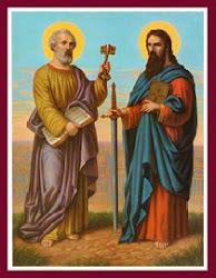 Sto. Petrus dan Paulus