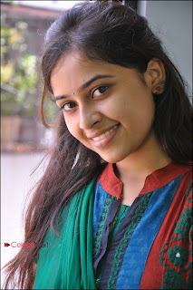 Sri Divya Latest Picture Gallery in Salwar Kameez at Mallela Theeramlo Sirimalle Puvvu Press Meet ~ Celebs Next