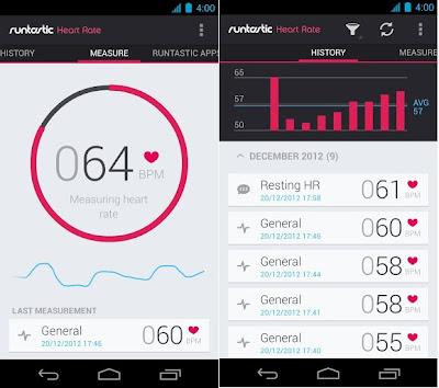 Runtastic Heart Rate PRO 1