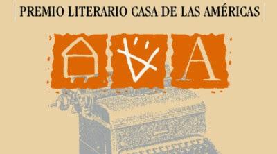 Cartel del Premio Casa de las Américas.