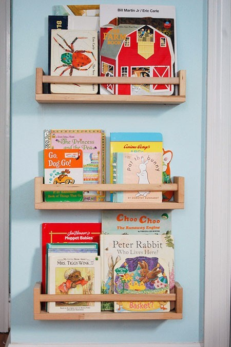 IKEA Spice Rack Book Shelf