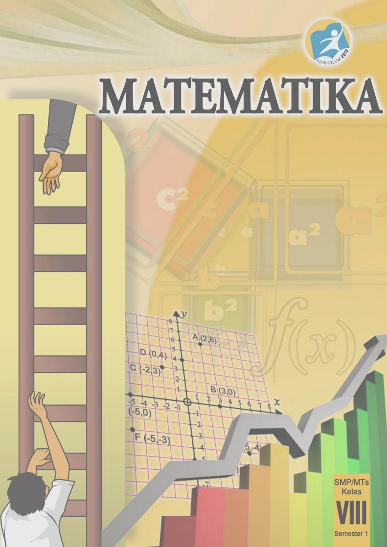 Buku Siswa Matematika Smp Kelas 8 Kurikulum 2013 Bse Smp Negeri 1 Situbondo