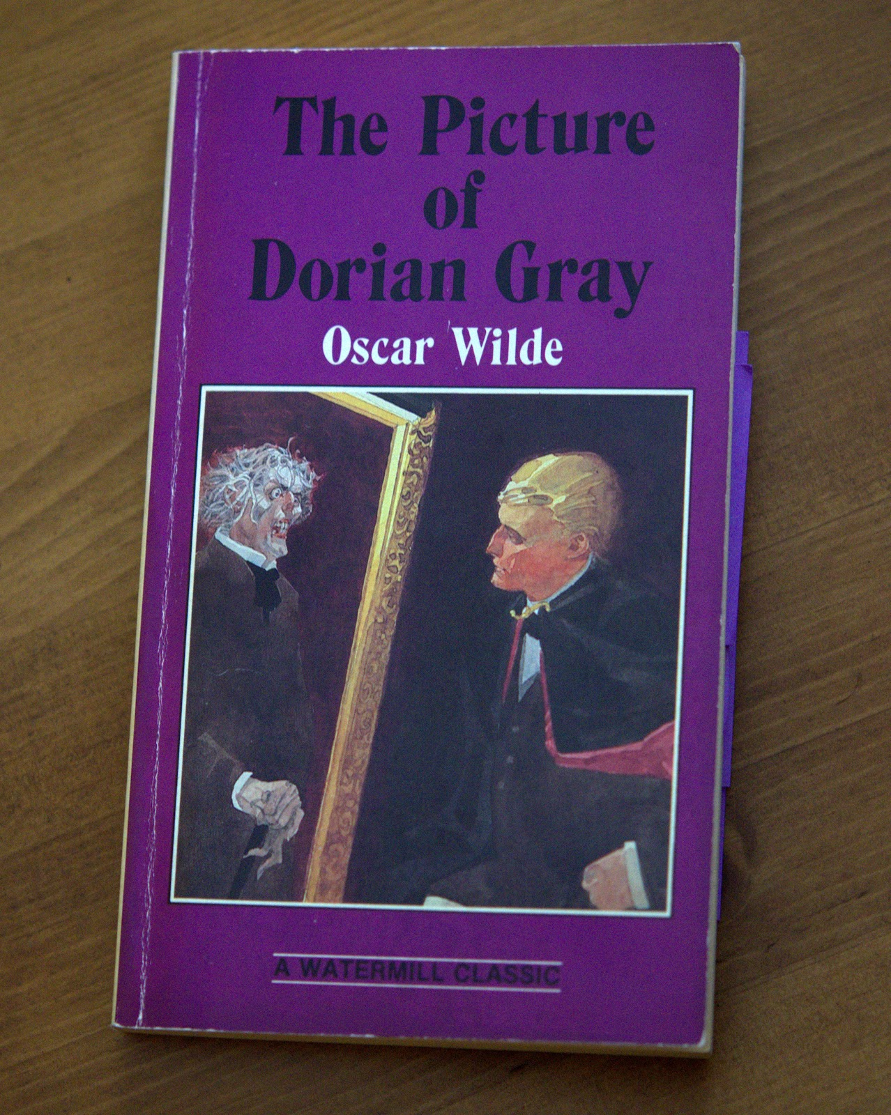 a literary analysis of the picture of dorian gray by oscar wilde The conflict between aestheticism and morality in oscar wilde's the picture of dorian gray patrick duggan download this article oscar wilde prefaces his novel, the picture of dorian gray, with a reflection on art, the artist, and the utility of both.