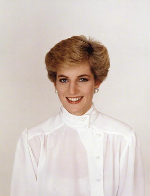 Princess Diana Hairstyles☀Short Hair