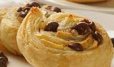 resep praktis (mudah) mengolah kue coklat chip spesial enak, renyah, crispy, lezat
