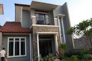 gambar rumah modern terbaru masyarakat menengah ke atas