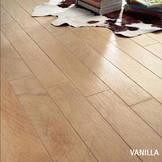 fragranze vanilla wood-look tile