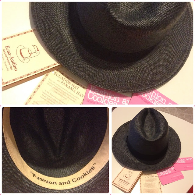 ecua-andino panama hat, fashion and cookies, fashion blogger