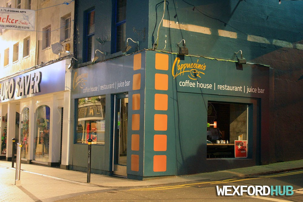 Cappuccino's Wexford