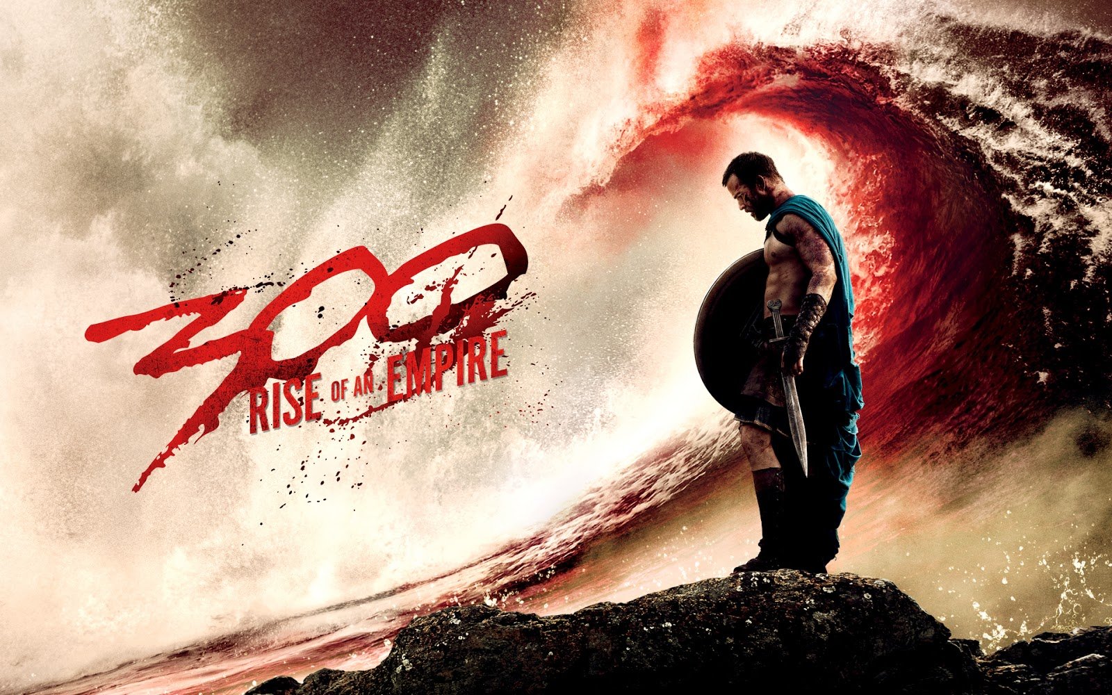 Review Film 300 : RISE OF AN EMPIRE (2014) : THIS IS (NOT THAT) SPARTA  [WITH 3D ] - REVIEWINSEKUY