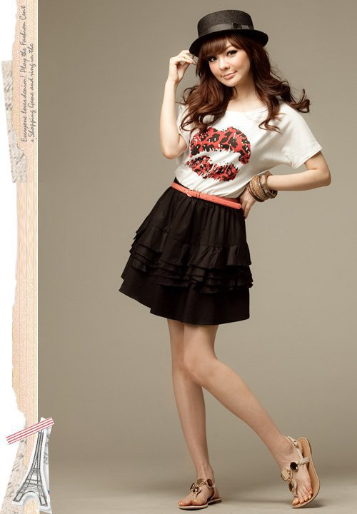 Celebrities And Glamour World Korean Girls Dresses