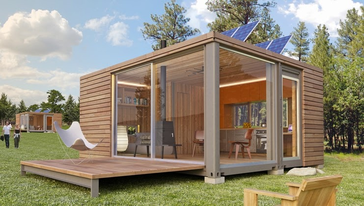 Eco Friendly Manufactured Homes
