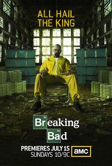 breaking bad season five amc