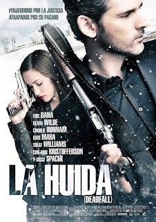Ver Película La Huída (Deadfall) Online Gratis (2012)