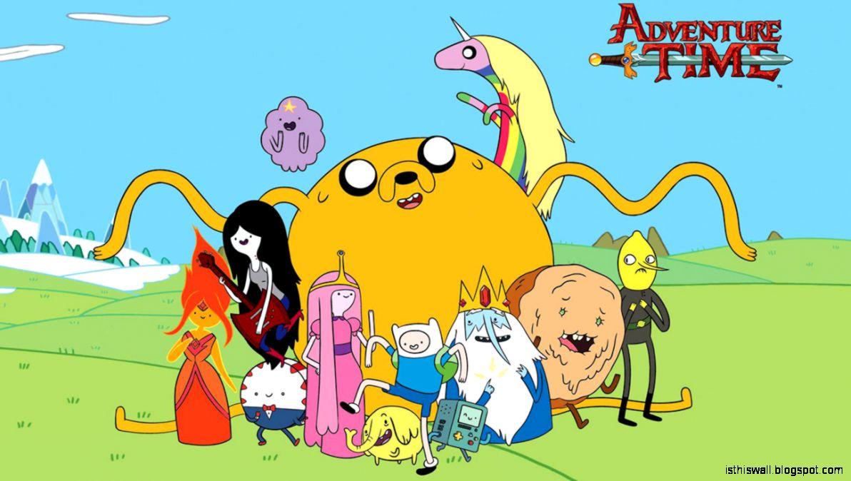 Comic Con Exclusive Cartoon Network Renews Adventure Time