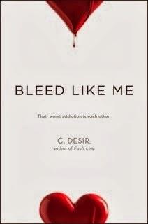 https://www.goodreads.com/book/show/17335930-bleed-like-me