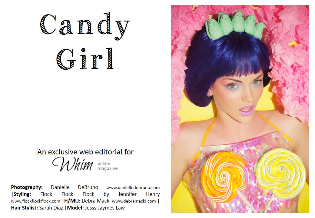 Danielle Candy Girl