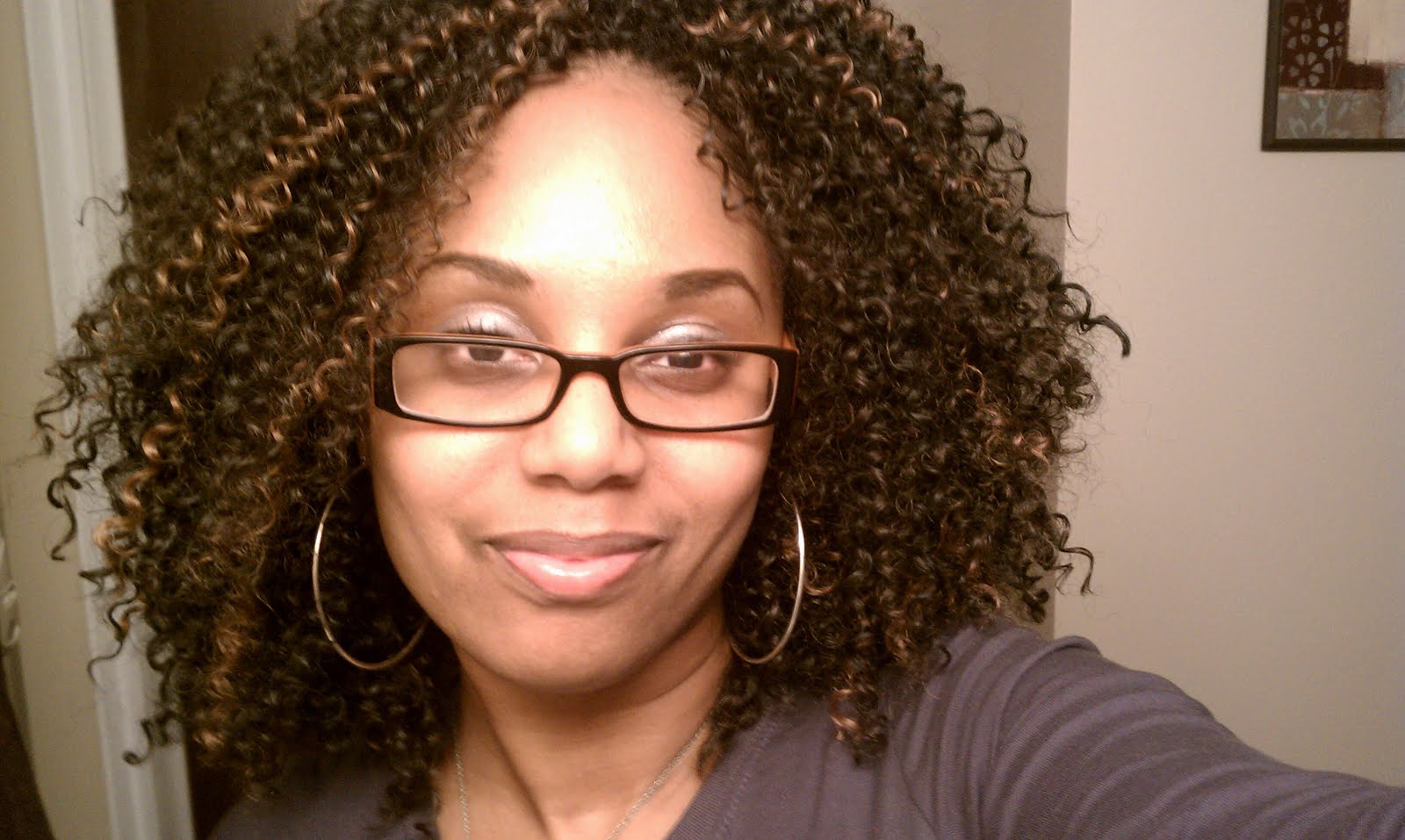 Tree Braids with Natural Hair
