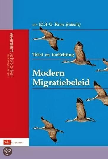 Nieuw boek Migratierecht