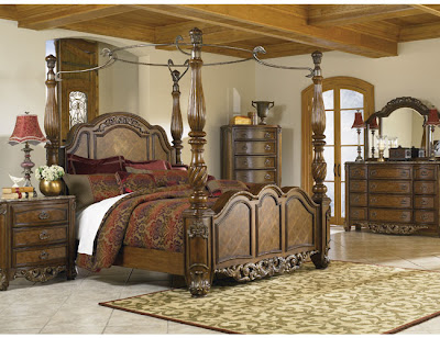 Wood Beds on Wood Canopy Beds   Home Design Interior Paris