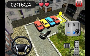 new REAL PARKING 3D APK [FULL][FREE]