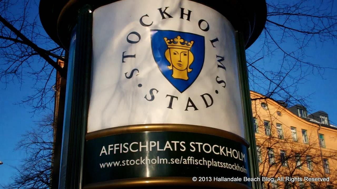 Ringvägen, Stockholm, Sweden