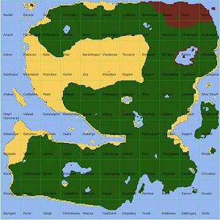 Peta Pulau Malayalam