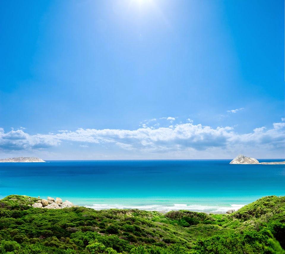 Biển đẹp nhất thế giới