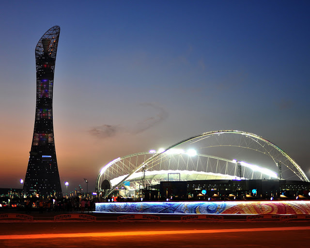 Khalifa International Stadium - Qatar