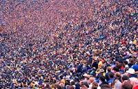 5 Besar Negara dengan jumlah penduduk terbesar di Dunia