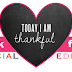 Feeling Thankful and Grateful Plus Black Friday Sales Galore {Silhouette Promo, Etsy Shop Love, Sponsor Treats}