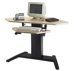 Mayline VariTask Table Desk