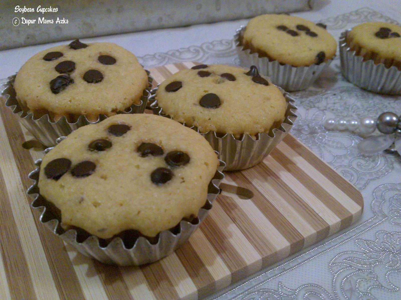 Soybean Cupcakes | Uenake.com | Resep ala Dapur Mama Azka
