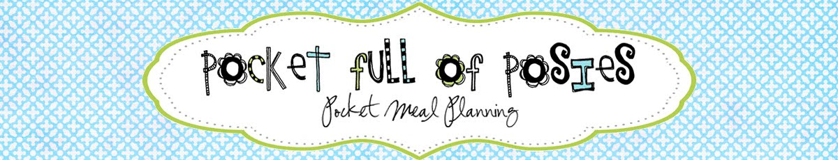 Pocket Meal Planning