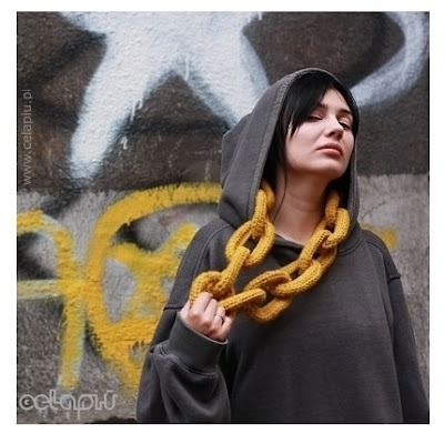 Creative Scarves and Unusual Scarf Designs (15) 3