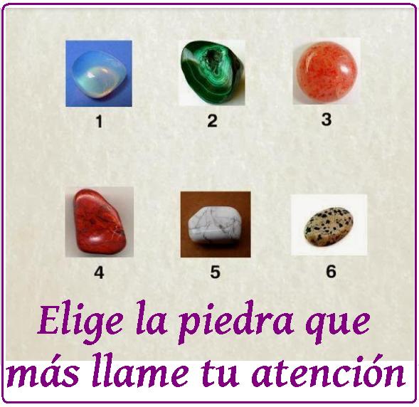 El jard n de judith piedras que sanan test cu l es tu for Cual es el color piedra
