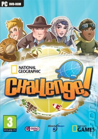 National Geographic Challenge PC Full Español Descargar