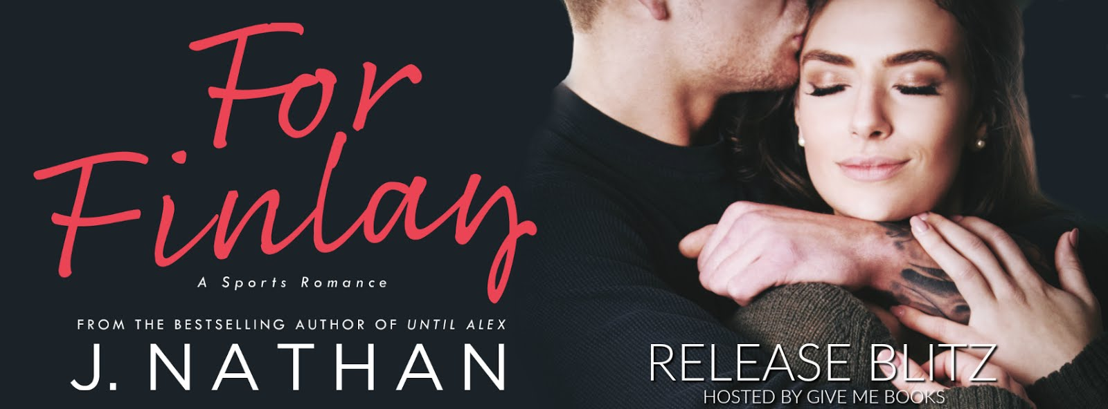 For Finlay Release Blitz