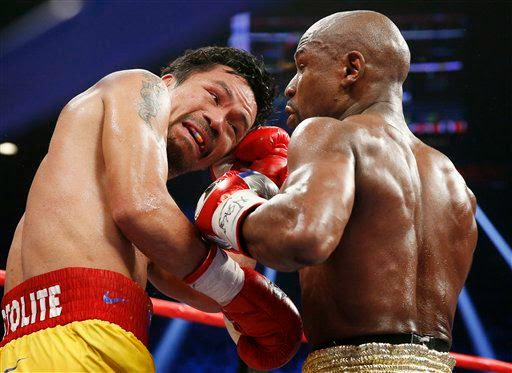 maypac boxing video